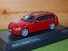 Paragon BMW 3 Series touring / estate in Red 1/43rd Scale