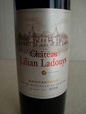 CHÂTEAU LILIAN LADOUYS 2008 - SAINT ESTEPHE -  Cru Bourgeois