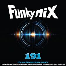 Funkymix 191 CD Ultimix Records Pitbull Ed Sheeran Jessie J Prince Royce J.Cole