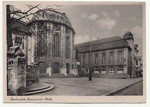 Ak Theaterplatz Wesermünde - Mitte 2 Wk IIWW ! (A1070