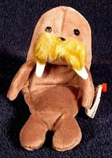 Jolly the Walrus Beanie Baby Born 12/2/96 Retired New with Tags