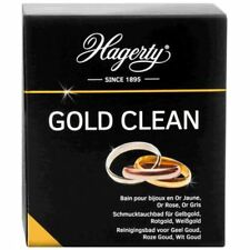 Hagerty Gold Platinum Clean Jeweller Jewellery Cleaner Dip Bath Polish Shine 999