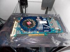 SAPPHIRE HD 3850 - AGP 8x - 512 MB - GDDR3 - 2x DVI - GRAFIKKARTE