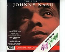 CD JOHNNY NASH	the best of	AUSTRIA EX+	(A3418)