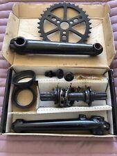 Bmx Steel Splined Crankset
