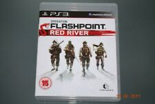 Operation Flashpoint Rouge River PS3 PLAYSTATION 3