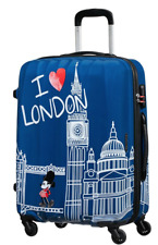 SPINNER MEDIO AMERICAN TOURISTER 19C.061.007 take me away mickey london DISNEY
