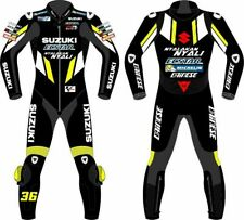 Customized Motorcycle/Motorbike Leather Suit–MOTOGP World Superbike 1 & 2 Piece