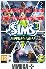 Les Sims 3 Super-Pouvoirs d'extension Supernatural Addon PC Origin - EU & FR