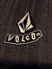 Volcom Brand Logo Patch Skate Ski Snow Surf Iron On Sew On Shirt Jacket Coat Bag