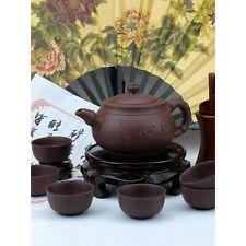 Chinesisches Teeservice aus Yixing-Ton Stilvoll, Fang Gu Teekanne China