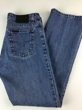 Women's Harley Davidson Boot-Cut Fit Jean's Size 8/32 Medium Wash