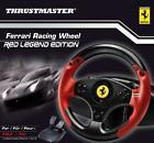 THRUSTMASTER 4060052 FERRARI RED LEGEND RACING WHEELS & PEDALS FOR PC & SONY PS3