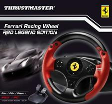 THRUSTMASTER 4460904 FERRARI 458 ITALIA RACING gaming roue pour XBOX 360, PC