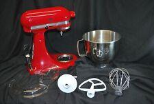 KitchenAid Artisan Series 5 Quart Tilt-Head Stand Mixer, Empire Red -KSM150PSER1