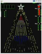 16 CCR Light-O-Rama Sequence to Techno Minion, Banana Song (customizable)