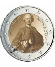 PREVENTE : 2 EUROS COMMÉMO. BE MONACO 2020 - 300 ANS D'HONORÉ III