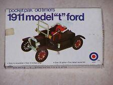 "Modell Entex 1/43ème 1911 Modell "" T-Shirt "" Ford"