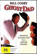 GHOST DAD BILL COSBY DVD REGION 4 PAL - NEAR MINT - LN .........LOC1