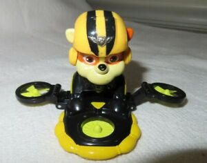 Spin Master Paw Patrol Air Rescue Rubble Pup, Board Great Condition