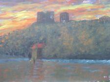 original painting od durham castle