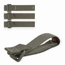 "Maxpedition 3"" Foliage Green TacTie Straps Pack Of Four 9903F"