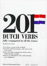 201 Dutch Verbs: Fully Conjugated in All the Tenses (201 Verbs Series)