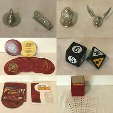Harry Potter Scene It 2005 Edition Choice of Replacements Parts Pieces Mattel