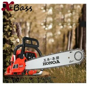 High-Power Chain Saw Gasoline Logging Household Portable Small Chainsaw