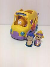 Bubble Guppies Swim-Sational School Bus, Mr. Grouper, Gil, Deema Figures