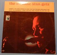 THE MELODIC STAN GETZ LP 1965 MONO ORIGINAL PRESS GREAT CONDITION! VG++/VG+!!B