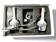 HONDA PRELUDE 1996-2001 2x H1 Kit Car LED Headlight Fog Bulbs PURE WHITE 6500K