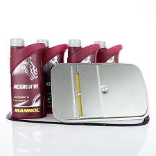 Hydraulikfilter + 4L Getriebeöl Service Set Automatikgetriebe für BMW 3 5 Z3 Z4