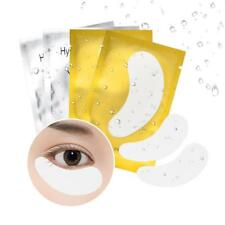 20x Patches Hydro Gel Yeux de Collagénase Eye Lash Pads à Extension Cils