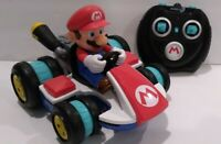 2016 JAKKS Pacific Nintendo SUPER MARIO Kart Remote Control RC Racer Car