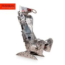 STYLISH POLISHED EJECTION SEAT BY MARTIN BAKER c.1960