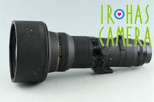 Nikon Nikkor ED 400mm F/3.5 Ai-s Lens #34204 G43