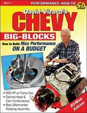 Chevy Big-Blocks : How to Build Max Performance on a Budget by David Vizard...