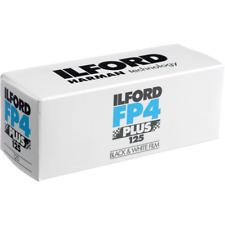 Ilford FP4 Plus ISO 125 Black & White 120 Roll Film