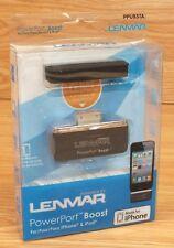 Genuine Lenmar (PPUBSTA) Power Port Boost For Older Generation iPhone / iPod!