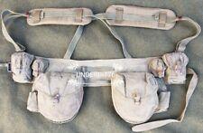 MEGA RARE chinese chest rig double bunt cake harness canvas web vest dr um ma g