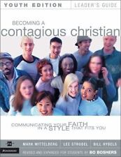 Becoming a Contagious Christian Youth Edition Leader's Guide