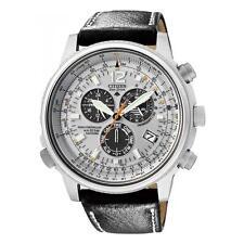 Runde Citizen Armbanduhren mit Datumsanzeige