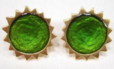 Clip Mode-Ohrschmuck aus Harz ohne Stein
