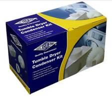 Universal Secadora Kit de Ventilación Del Condensador Caja & Tubo Apto Para