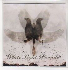 (DQ880) Want You To Know, White Light Parade - 2012 DJ CD