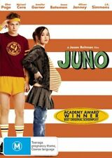 Juno ( DVD ), Region 4,  LIKE NEW, Fast&Cheap Post...2975