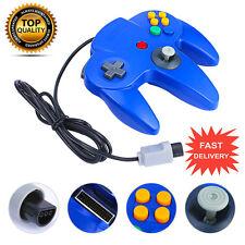 Game Controller Joystick for Nintendo 64 N64 System Deep Blue Pad For Mario Kart