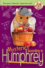 Mysteries According to Humphrey by Birney, Betty G.