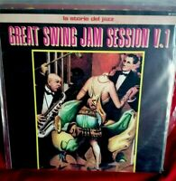 GREAT SWING JAM Session Vol. 1 LP 1971 ITALY MINT-